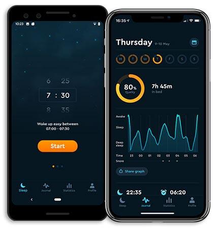 Sleep Cycle App